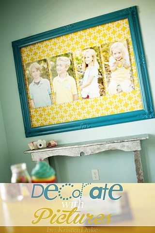Decorate Your Home With Pictures