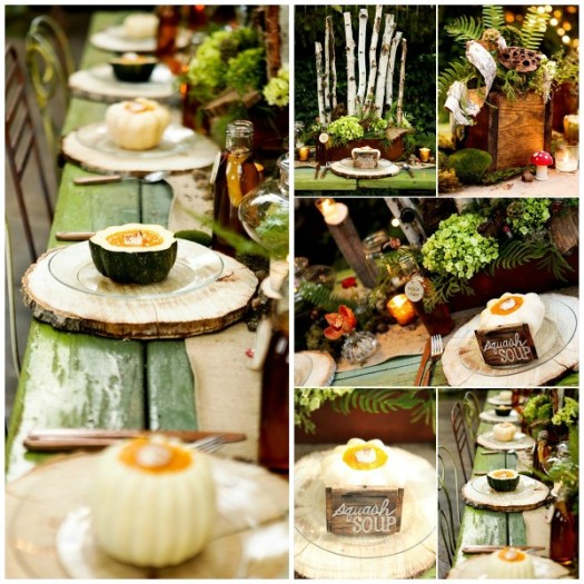 The Wedding Chicks Fall Tablescape Inspiration