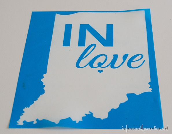 indiana silk screen