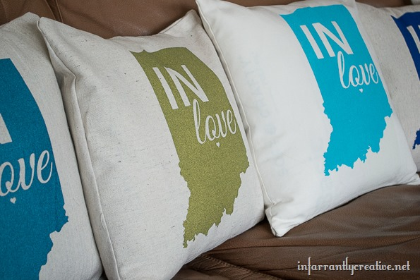 state pillows