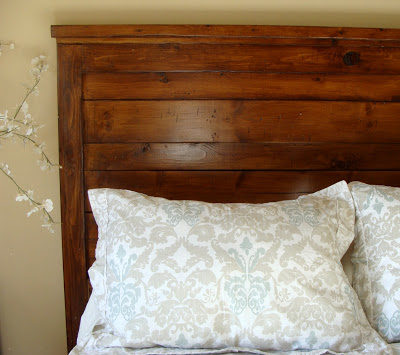 Create and Delegate farmhouse bed
