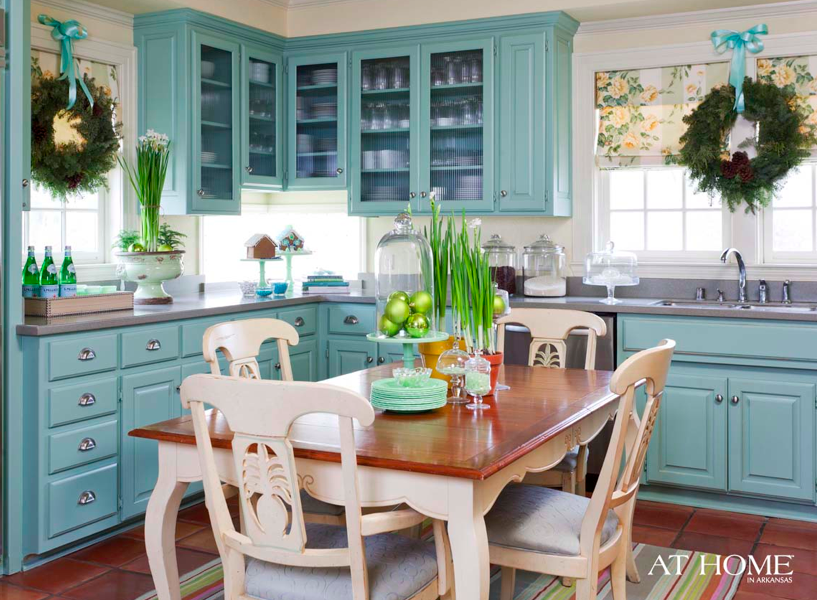 At Home in Arkansas kitchen inspiration