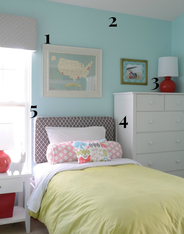 5 ways to get this look simple shared bedroom for Pleasure p bedroom floor lyrics