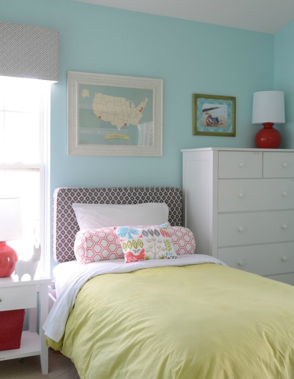 House of Turquoise shared bedroom