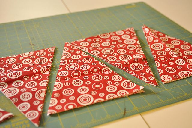 Your Home Based Mom pennant tutorial