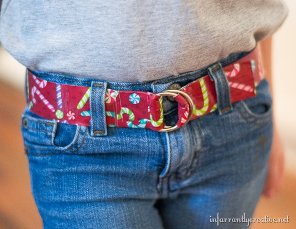 kids-duck-tape-belt