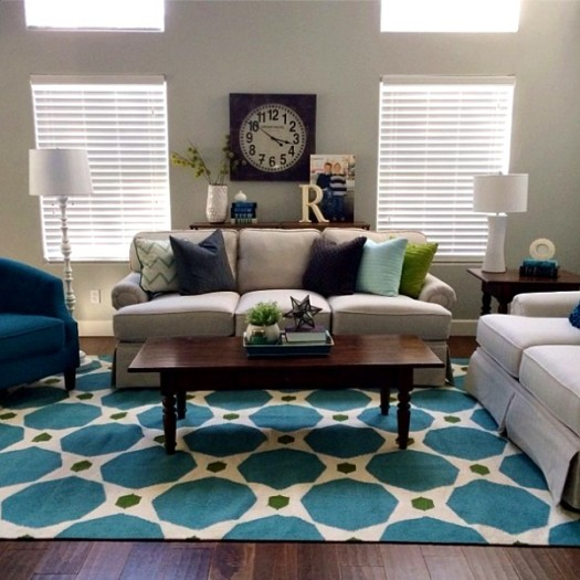 5 Ways To Get This Look Simple Living Room