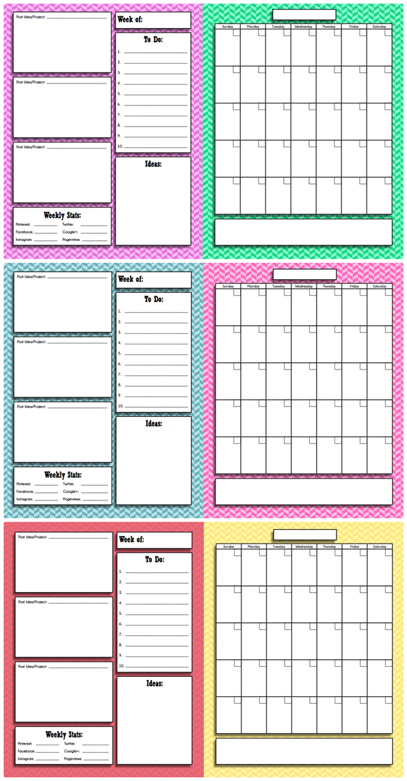 blog-planner-pages