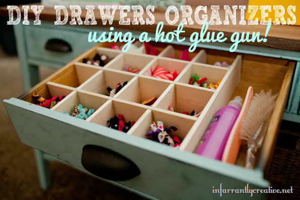 build drawer organizer 2