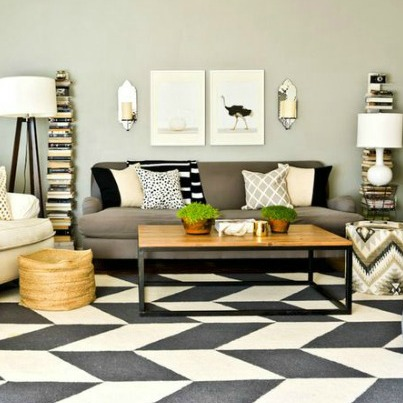 5 Ways To Get This Look Modern Living Room
