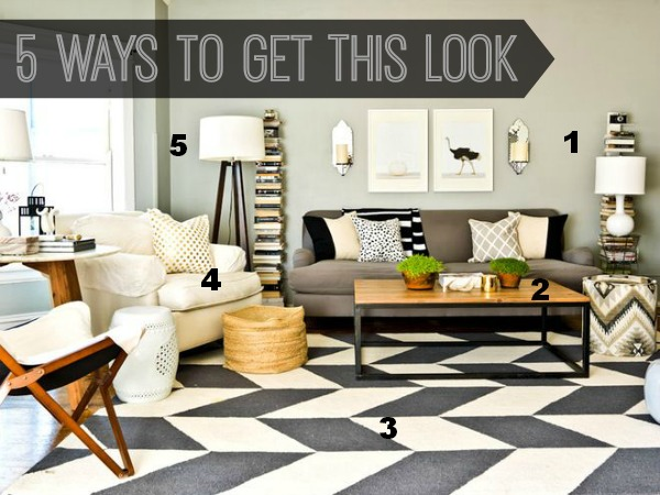 5 ways to get this look modern living room infarrantly for Modern look living room