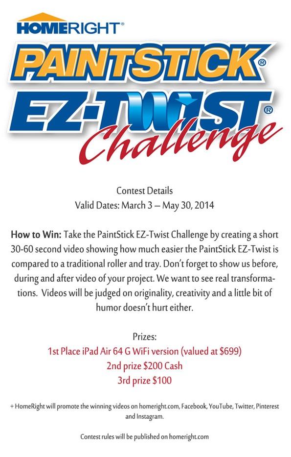 EZTwist Challenge