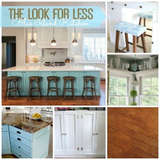 5 Ways to Get This Look: Blue Island Kitchen
