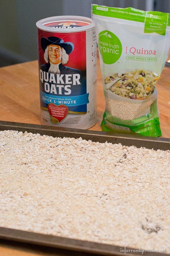 cranberry oat energy bites