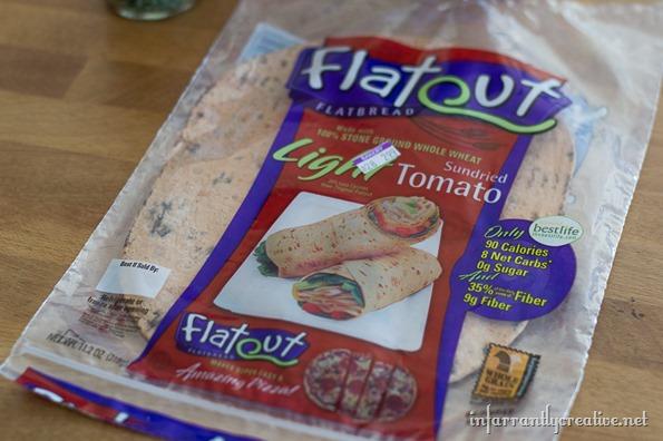 flatout bread
