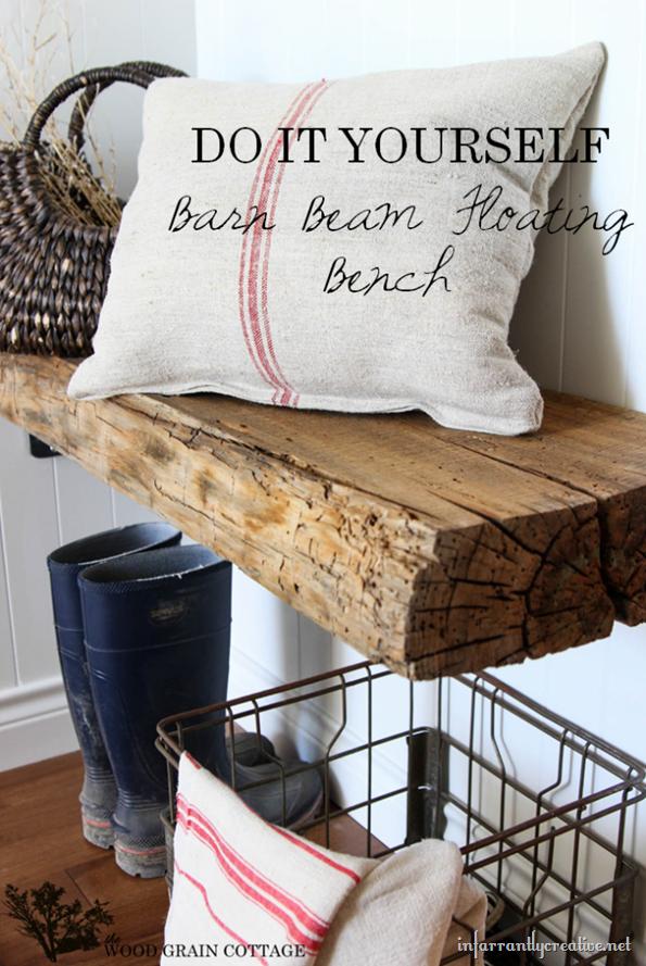 floating-barnwood-bench