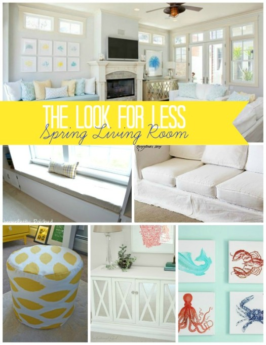spring-living-room-collage