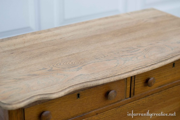 serpentine wood dresser top