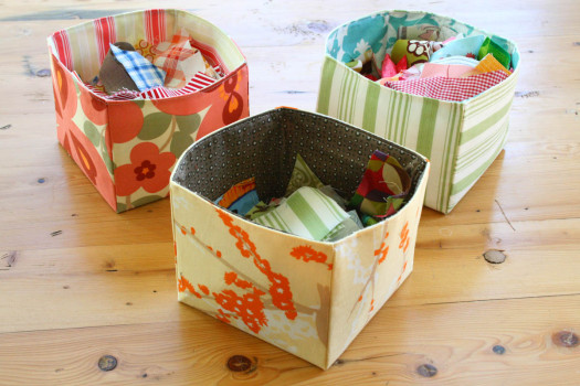 fabric-baskets-diy