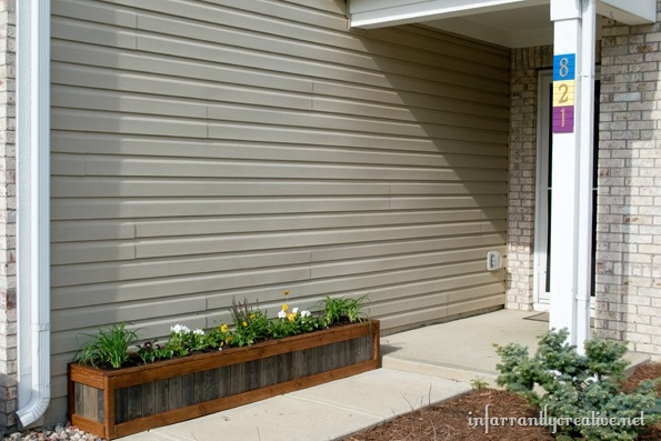 how to planter box