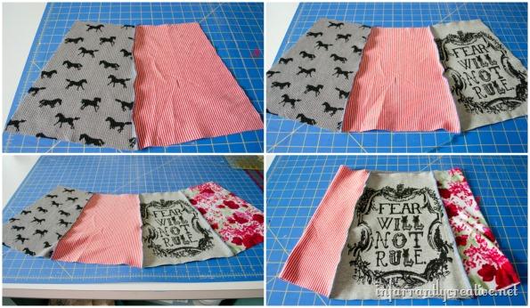 How To Make A T Shirt Skirt 115
