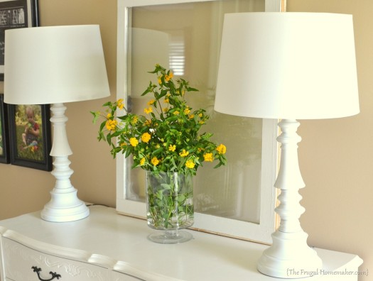 white-painted-lamps