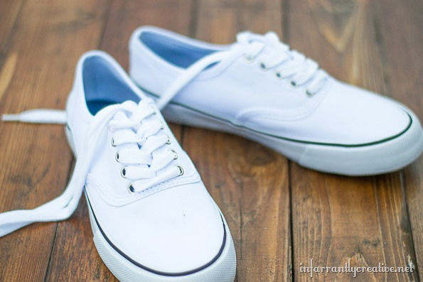 how to make t shirt shoelaces