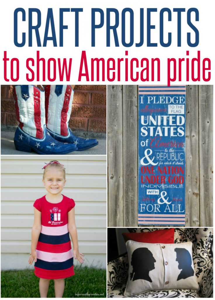 10 Ways to Show Your American Pride