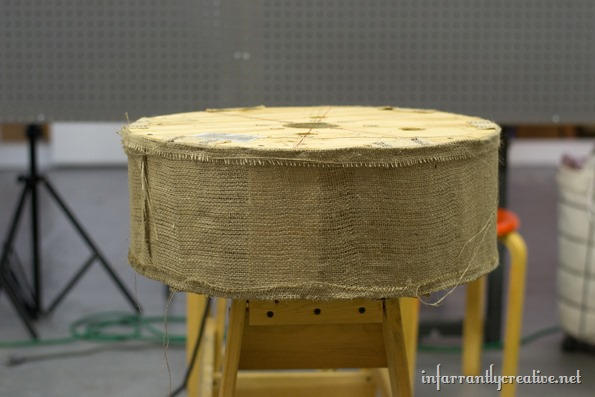 electrical-spool-ottoman