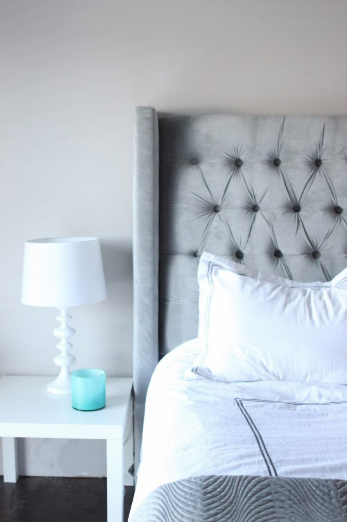 gray-tufted-headboard
