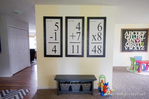 Playroom Reveal Infarrantly Creative
