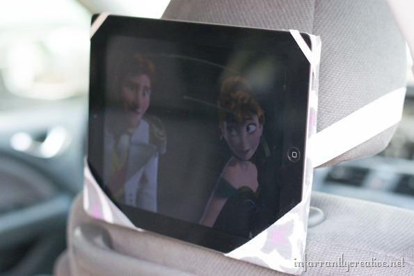 ipad case for headrest