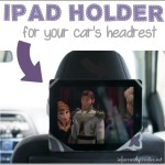 Ipad holder for your car