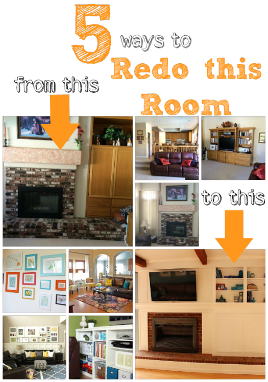 5 Ways to Redo This Room