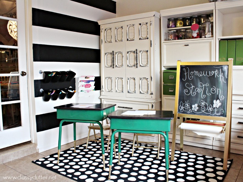 green-black-homework-craft-station