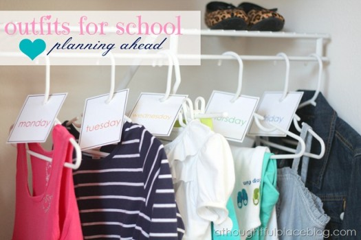 school-outfit-organization