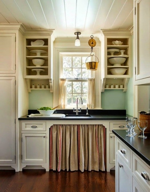 5 ways to get this look cottage kitchen for Kitchen remodel inspiration
