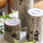 Tree Limb Candle Holder