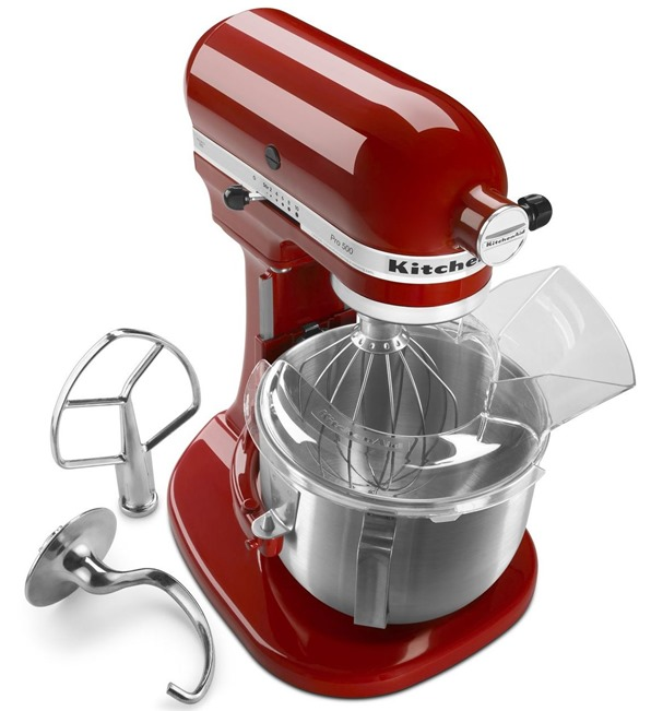 Pick Your Own Prize Giveaway!  Kitchen aid mixer. LivingLocurto.com