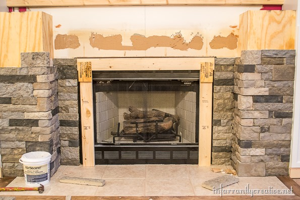 Image Result For Fireplace Stone Facing