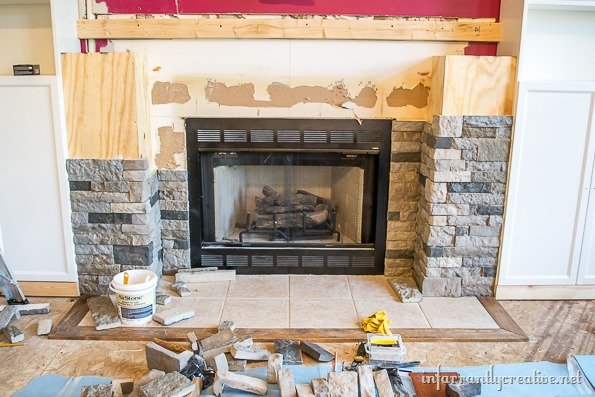 What To Consider When Installing Air Stone Fireplace Diy