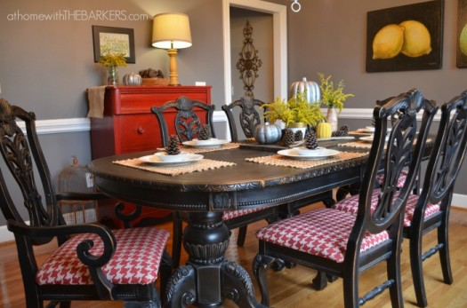 Marvellous Painted Dining Room Furniture Ideas Best Inspiration