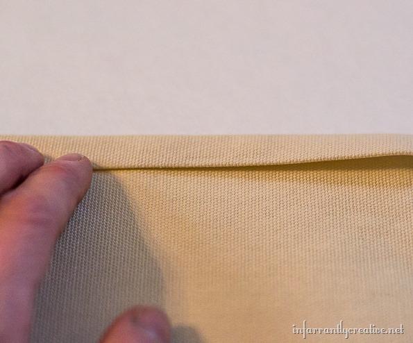 Christmas envelope pillow cover