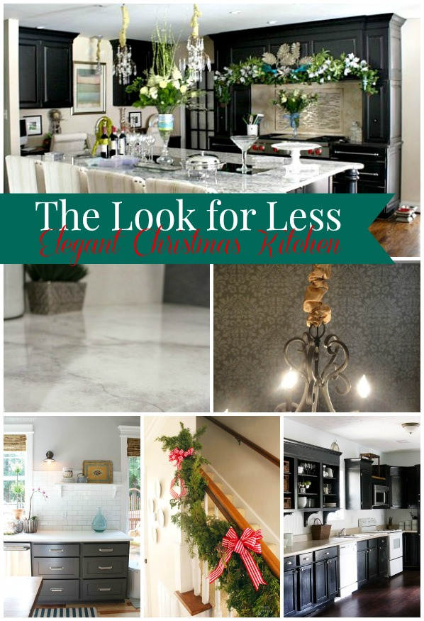 5 Ways to Get This Look: Kitchen Ready for Christmas