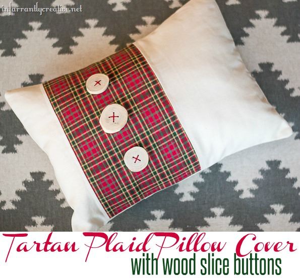 tartan plaid pillow covers