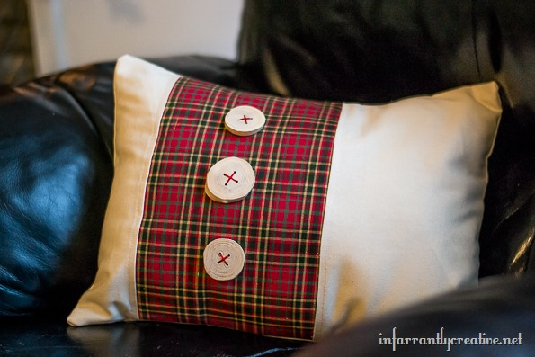 tartan-plaid-with-wood-slice-buttons