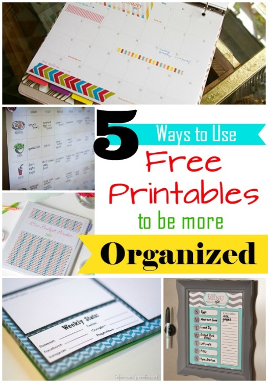 5-ways-organize-with-free-printables