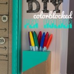 DIY-hanging-pencil-holder