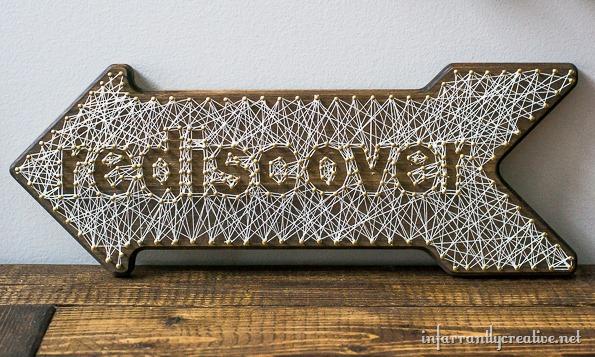 string art rediscover