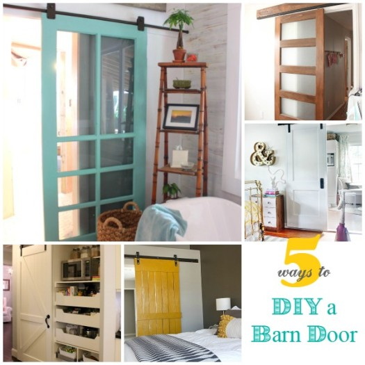 5-Ways-DIY-Barn-Door